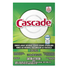 Cascade® Automatic Dishwasher Powder Thumbnail