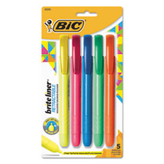 BIC® Brite Liner® Retractable Highlighter Thumbnail