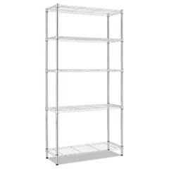 Alera® Light-Duty Residential Wire Shelving Kit Thumbnail