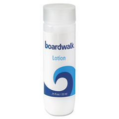 Boardwalk® Hand and Body Lotion, Fresh Scent, 0.75 oz Bottle, 288/Carton