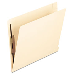 Pendaflex® Manila Laminated End Tab Folders With Fasteners Thumbnail