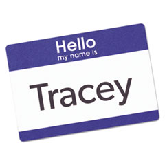 Avery® Printable Self-Adhesive Name Badges Thumbnail