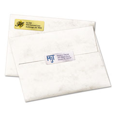 Avery® Foil Mailing Labels Thumbnail