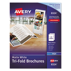 Avery® Tri-Fold Brochures Thumbnail