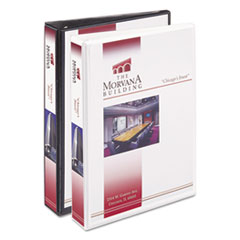 Avery® Mini Size Durable View Binder with DuraHinge™ and Round Rings Thumbnail