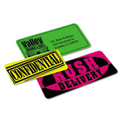 Avery® High-Visibility ID Labels Thumbnail