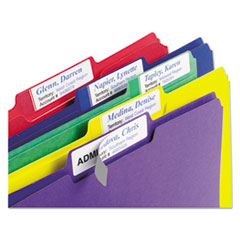 Avery® Extra-Large File Folder Labels with TrueBlock® Technology Thumbnail