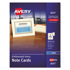 Avery® Note Cards with Matching Envelopes Thumbnail