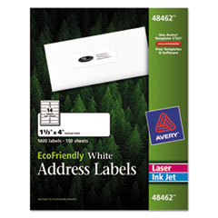Avery® EcoFriendly Mailing Labels Thumbnail