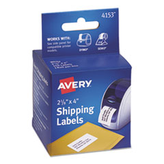 Avery® Thermal Printer Labels Thumbnail