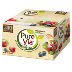 Pure Via® Zero Calorie Sweetener, 300/Box