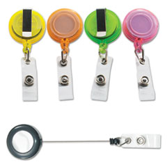 Advantus® Deluxe Retractable ID Card Reel Thumbnail
