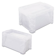 Advantus® Super Stacker® Card File Box Thumbnail