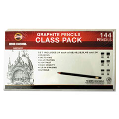 Koh-I-Noor Toison d'Or Graphite Pencils Thumbnail