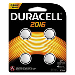 Duracell® Button Cell Battery Thumbnail