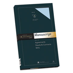 Southworth® 25% Cotton Manuscript Cover Thumbnail