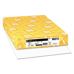 Neenah Paper Exact Vellum Bristol Medium Heavyweight Paper, 67 lb, 11 x 17, White, 250/Pack