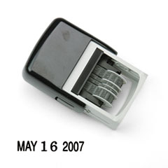 COSCO 2000PLUS® Economy Self-Inking Dater Thumbnail