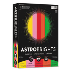 "Astrobrights® Color Cardstock -""Vintage"" Assortment Thumbnail"