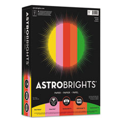 "Astrobrights® Color Paper -""Vintage"" Assortment Thumbnail"