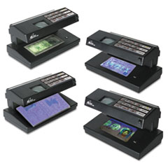Royal Sovereign Portable Four-Way Counterfeit Detector Thumbnail