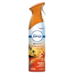 Febreze® AIR, Hawaiian Aloha, 9.7 oz Aerosol, 6/Carton