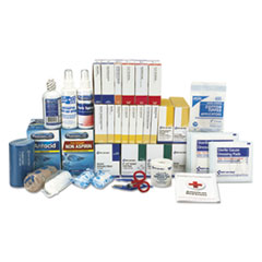 First Aid Only™ 3 Shelf ANSI Class B+ Refill with Medications Thumbnail