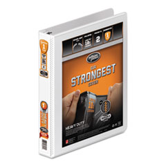 Wilson Jones® Heavy-Duty Round Ring View Binder with Extra-Durable Hinge Thumbnail