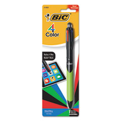BIC® 4-Color Stylus Ball Pen Thumbnail