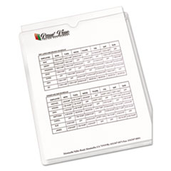 Avery® Heavyweight Clear Vinyl Envelope Thumbnail