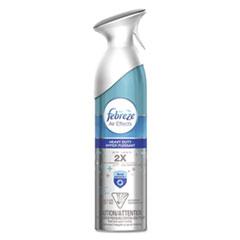 Febreze® AIR, Heavy Duty Crisp Clean, 9.7 oz Aerosol, 6/Carton