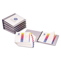 Avery® Ready Index® Customizable Table of Contents Uncollated Multicolor Dividers Thumbnail