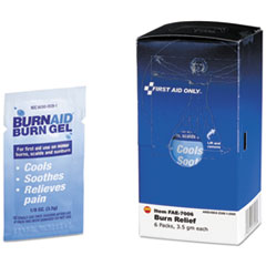 First Aid Only™ Burn Treatment Pack Refill for ANSI-Compliant First Aid Kit Thumbnail