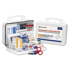First Aid Only™ Contractor ANSI Class A+ First Aid Kit for 25 People, 128 Pieces