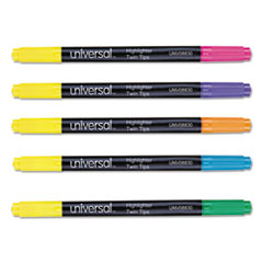 Universal™ Twin Tip Highlighters Thumbnail