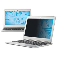 3M™ Frameless Privacy Filter for Chromebook, 16:9 Aspect Ratio