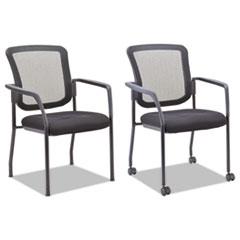 Alera® Mesh Guest Stacking Chair Thumbnail