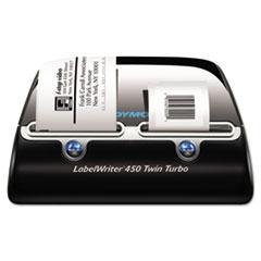 LabelWriter Twin Turbo Printer, 71 Labels/Min, 5 1/2w x 8 2/5d x 7 2/5h