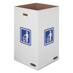 Bankers Box® Waste and Recycling Bins