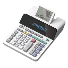 Sharp® EL-1901 Paperless Printing Calculator with Check and Correct, 12-Digit LCD