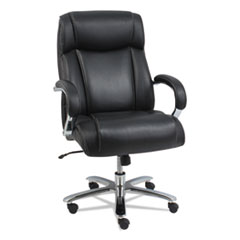 Alera® Maxxis Series Big and Tall Bonded Leather Chair