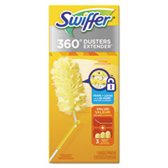 Swiffer® 360° Dusters with Extendable Handle Thumbnail