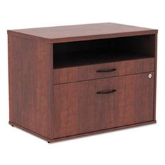Alera® Open Office Desk Series Low File Cabinet Credenza