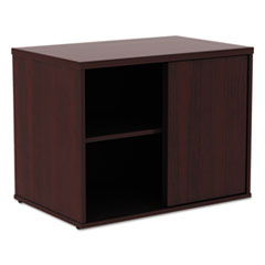 Alera® Open Office Desk Series Low Storage Cabinet Credenza