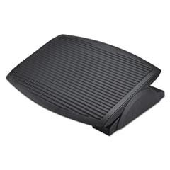 Alera® Ergo Tilt Footrest, 13.75w x 17.75d x 3.38 to 5.13h, Black