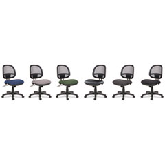 Alera® Interval Series Swivel/Tilt Mesh Chair Thumbnail