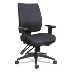 Alera® Wrigley Series High Performance Mid-Back Multifunction Task Chair Thumbnail