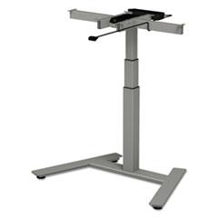 Alera® AdaptivErgo® Single-Column Electric Height-Adjustable Table Base