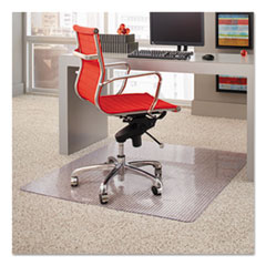 ES Robbins® Dimensions™ Chair Mat for Carpet