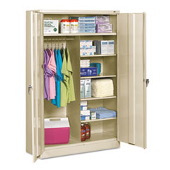 Tennsco Assembled Jumbo Combination Storage Cabinet Thumbnail